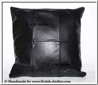 Real Leather - Pillowcase *40 x 40 cm*