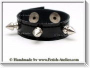 Armband - super schmal m. Spikes
